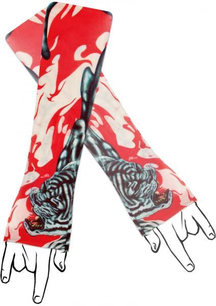 Tattoo Sleeve Tiger Tribal Body Armor Tattoo Sleeves centerpoint-fashion.myshopify.com