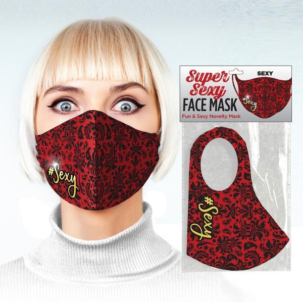 Super Sexy #sexy Face Mask Little Genie centerpoint-fashion.myshopify.com