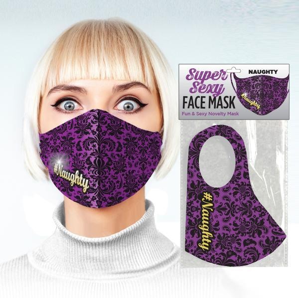 Super Sexy #naughty Face Mask Little Genie centerpoint-fashion.myshopify.com