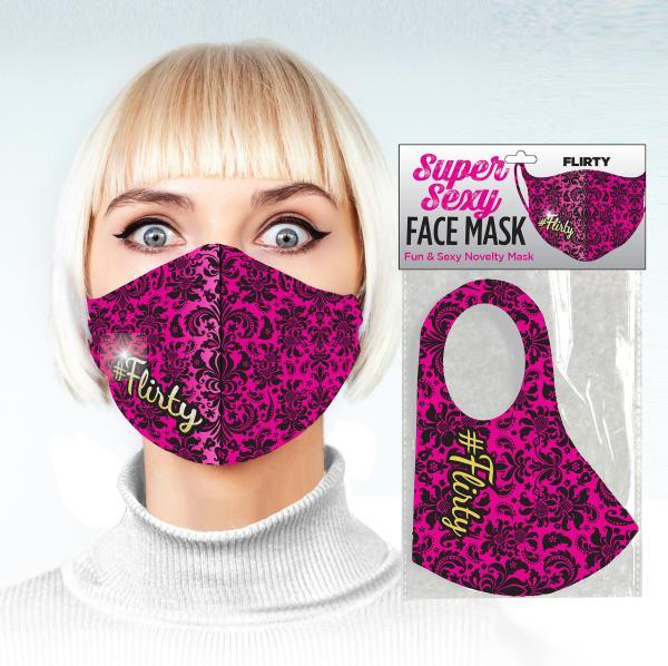 Super Sexy #flirty Face Mask Little Genie centerpoint-fashion.myshopify.com
