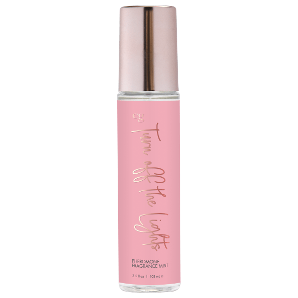 CG Body Mist with Pheromones Turn Off The Lights 3.5 fl oz Classic Erotica centerpoint-fashion.myshopify.com