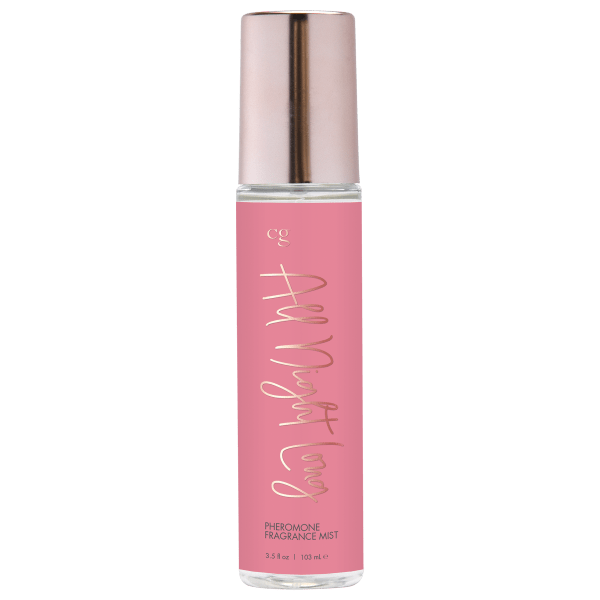 CG Body Mist with Pheromones All Night Long 3.5 fl oz Classic Erotica centerpoint-fashion.myshopify.com