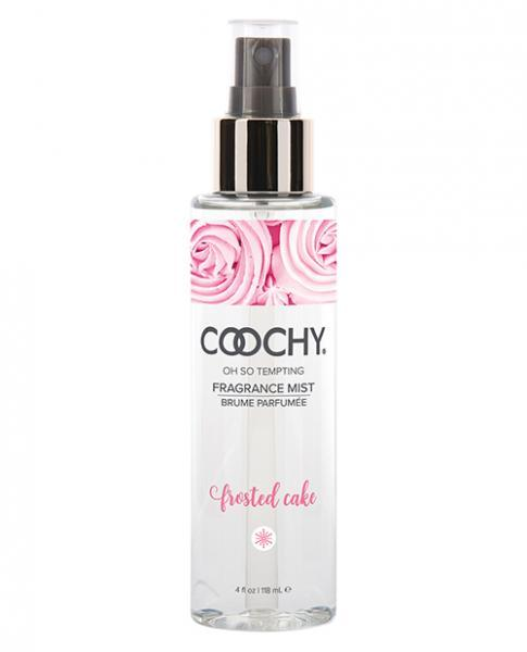 Coochy Body Mist Frosted Cake 4 fluid ounces Classic Erotica centerpoint-fashion.myshopify.com