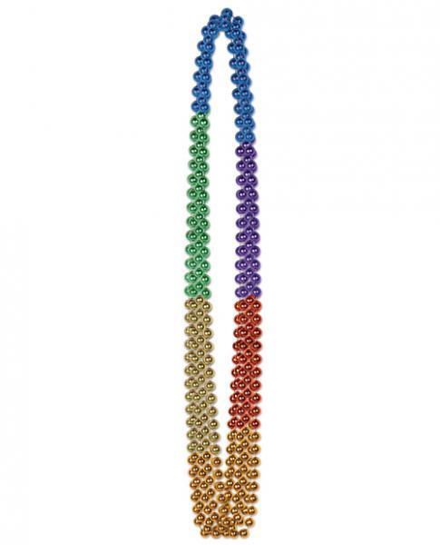 Rainbow Beads Pack Of 6 Assorted Vendors centerpoint-fashion.myshopify.com