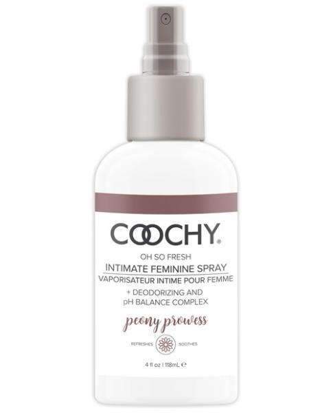 Coochy Intimate Feminine Spray Peony Prowess 4 fluid ounces Classic Erotica centerpoint-fashion.myshopify.com