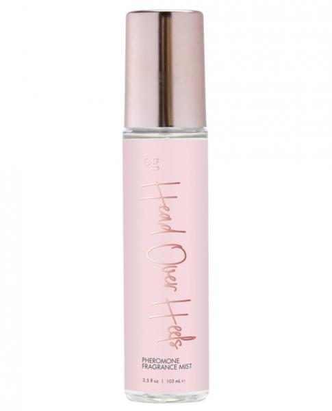 CG Body Mist with Pheromones Head Over Heels 3.5 fl oz Classic Erotica centerpoint-fashion.myshopify.com
