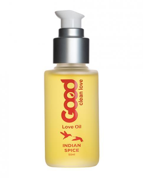 Good Clean Love Indian Spice Love Oil 1.69oz Good Clean Love centerpoint-fashion.myshopify.com