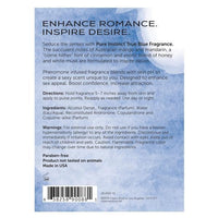 Pure Instinct Pheromone Infused Fragrance .85oz. True Blue Classic Erotica centerpoint-fashion.myshopify.com