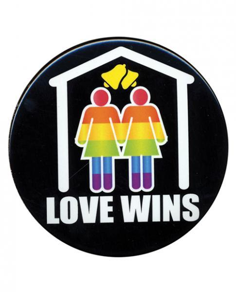 3 inches Bachelorette Button Female Female Love Wins Kalan centerpoint-fashion.myshopify.com