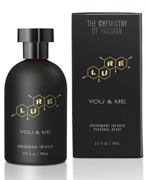Lure For You and Me Pheromone Infused Scent 2.5oz Topco Sales centerpoint-fashion.myshopify.com
