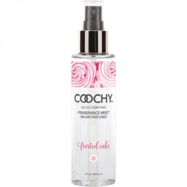 Coochy Fragrance Mist Frosted Cake 4oz Classic Brands LLC centerpoint-fashion.myshopify.com