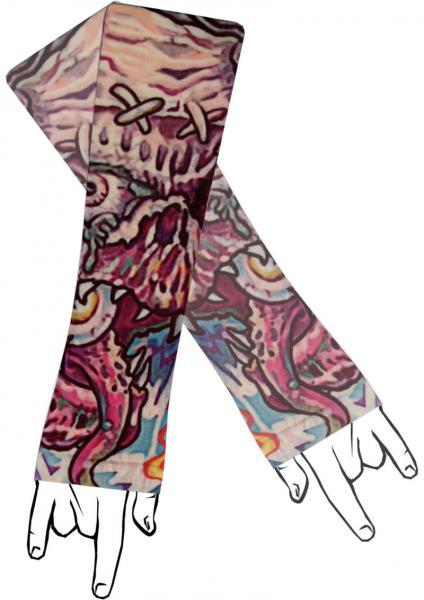 Tattoo Sleeve Hollywood Horror Body Armor Tattoo Sleeves centerpoint-fashion.myshopify.com