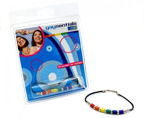 Gaysentials Aluminum Tube Beads Bracelet Phs International centerpoint-fashion.myshopify.com