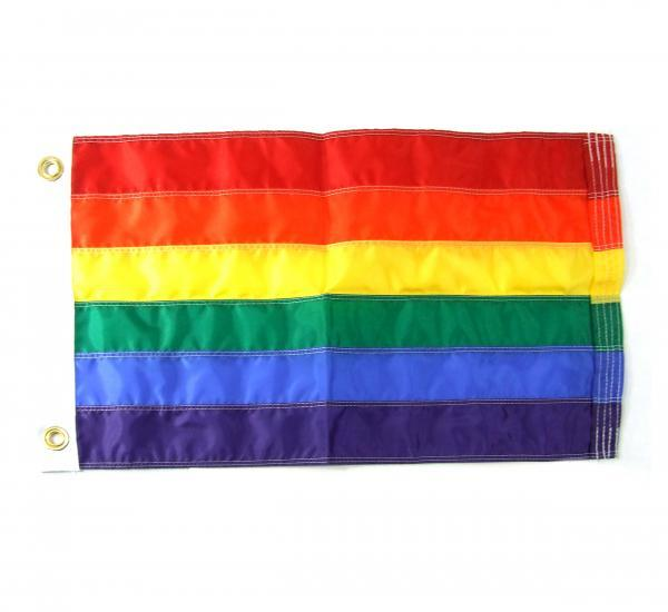 Gaysentials Rainbow 2 feet by 3 feet Flag Phs International centerpoint-fashion.myshopify.com
