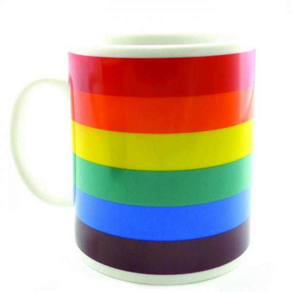 Gaysentials Rainbow Mug Phs International centerpoint-fashion.myshopify.com