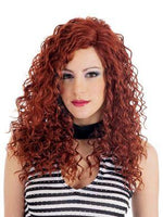 Dare Spiral Curls Brown Wig Risque Wigs centerpoint-fashion.myshopify.com