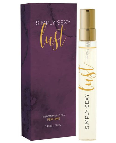 Simply Sexy Lust Pheromone Infused Perfume Classic Erotica centerpoint-fashion.myshopify.com