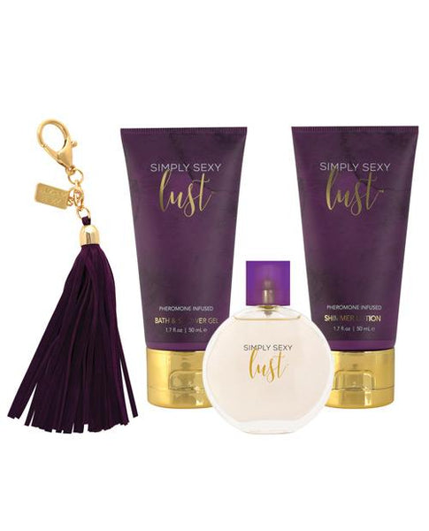 Simply Sexy Lust Pheromone Gift Set Classic Erotica centerpoint-fashion.myshopify.com