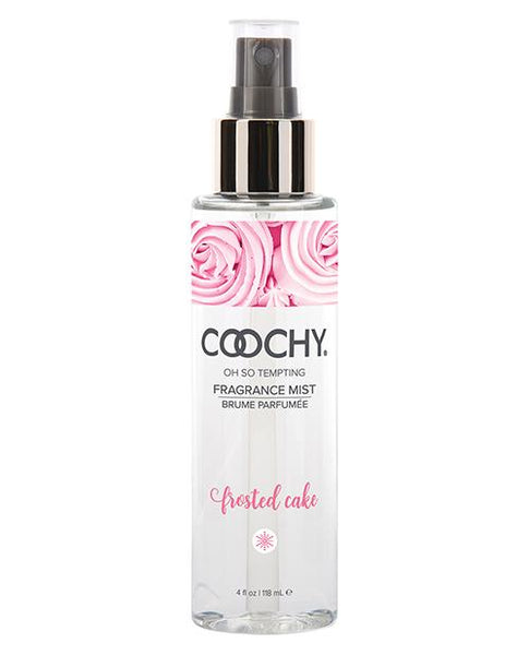 Coochy Body Mist Frosted Cake 4 Fl Oz Classic Erotica centerpoint-fashion.myshopify.com