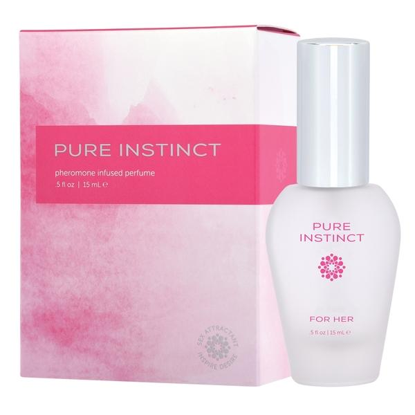 Pure Instinct Pheromone Perfume For Her .5 Oz Classic Erotica centerpoint-fashion.myshopify.com
