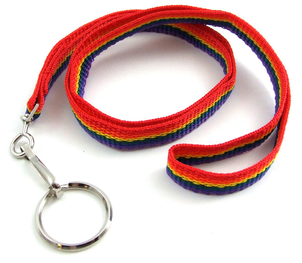 Nylon Lanyard W-key Ring PHS INTERNATIONAL centerpoint-fashion.myshopify.com