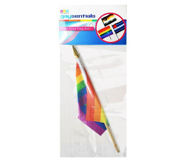 Rainbow Stick Flag PHS INTERNATIONAL centerpoint-fashion.myshopify.com