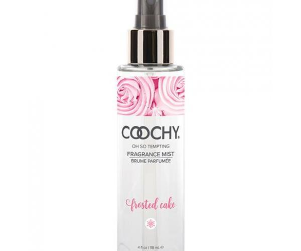 Coochy Fragrance Mist Frosted Cake 4 fluid ounces Classic Erotica centerpoint-fashion.myshopify.com
