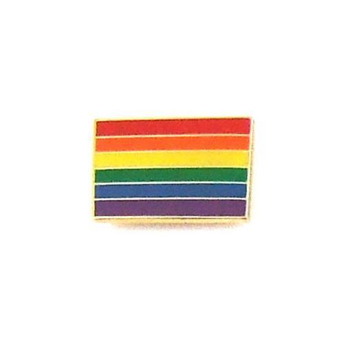 Lapel Pin Rainbow Flag PHS INTERNATIONAL centerpoint-fashion.myshopify.com