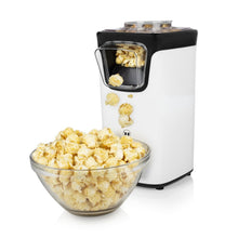Afbeelding in Gallery-weergave laden, Princess 292986 Popcornmachine 1100W Zwart/Wit