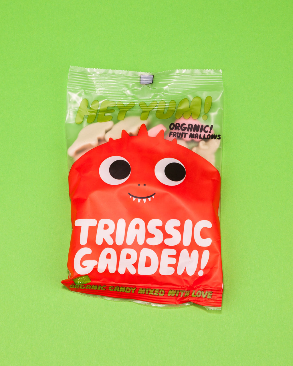 TRIASSIC GARDEN!