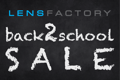 Back 2 School 20% Off Sale