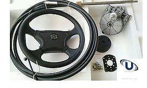 Boat Steering Kit 7FT (2.14metre) - Boat Steering