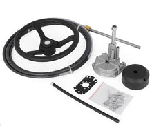 Load image into Gallery viewer, Boat Steering Kit cable helm wheel Multiflex Teleflex Compatible - Boat Steering