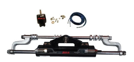BSA Heavy Duty Hydraulic Outboard Motor Steering Kit 150HP-300HP - Boat Steering