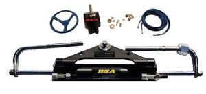 Honda Hydraulic Outboard Motor Steering Kit up to 150HP - Boat Steering