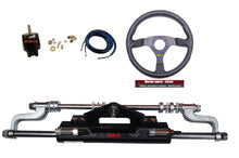 Load image into Gallery viewer, BSA Heavy Duty Hydraulic Outboard Motor Steering Kit 150HP-300HP - Boat Steering