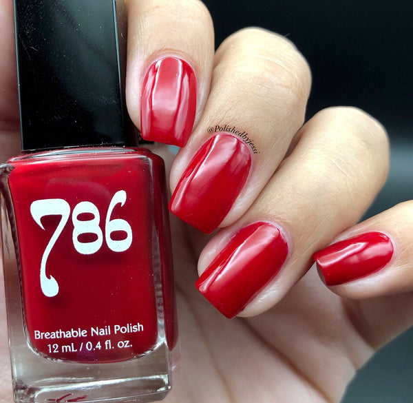 Red Polish Set (3 Piece)