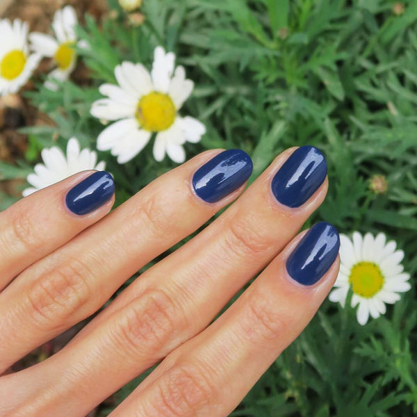 Blue Nail Polish Set (3 Piece)