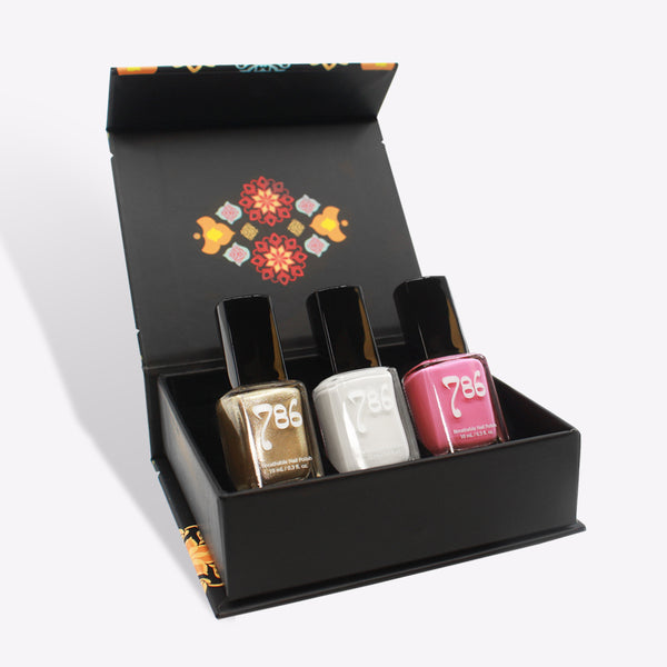 Middle East Nail Polish Set (3 Piece)