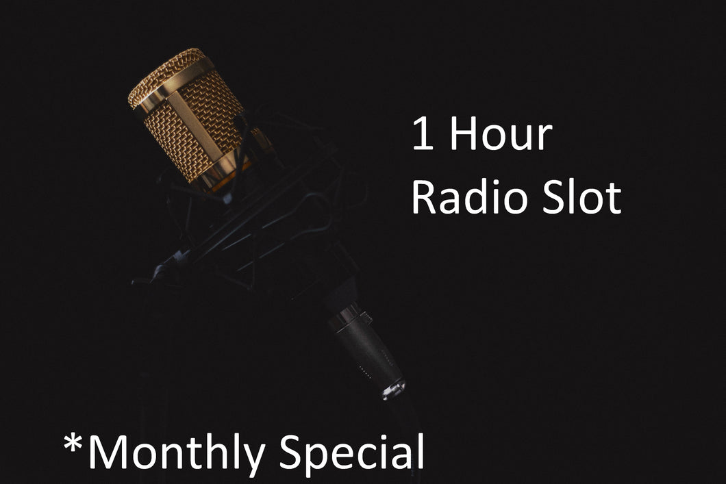 Weekday 1 Hour Broadcast Monthly