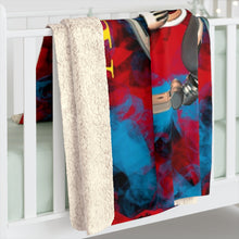 Load image into Gallery viewer, Sherpa Fleece Blanket