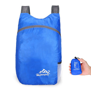 waterproof foldable backpack