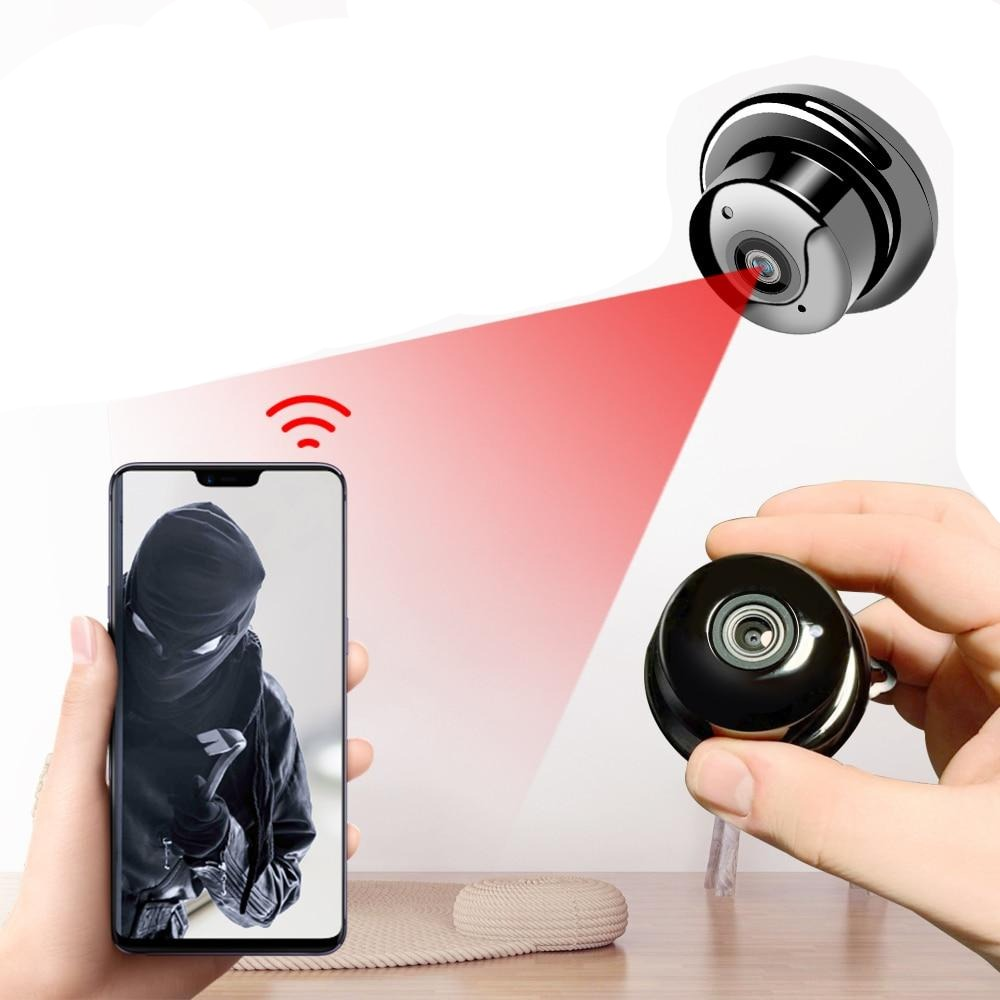 Mini WiFi Home Security Camera