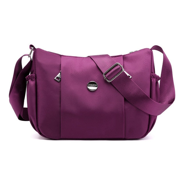 Women's Travel Messenger Bag