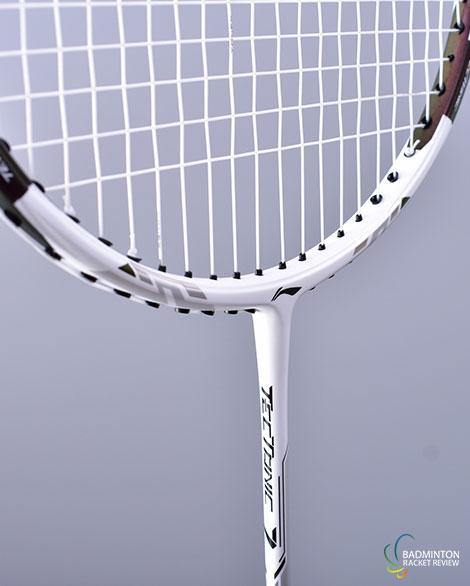 Li-Ning Tectonic 7 Drive badminton racket - badminton racket review