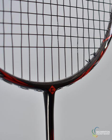 Kumpoo A288l Superlight badminton racket 8u - badminton racket review