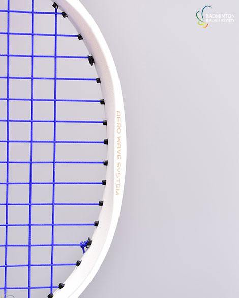 Abroz Shark Great White badminton racket - Indian residents only - badminton racket review