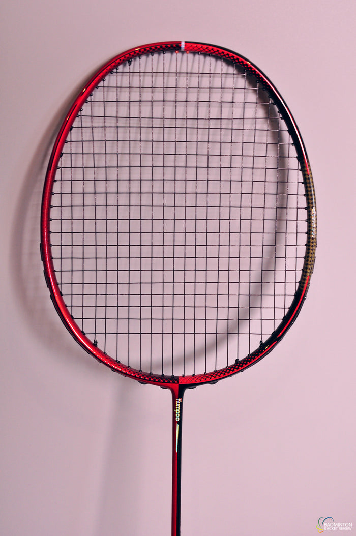Kumpoo Kevlar Badminton Racket - badminton racket review
