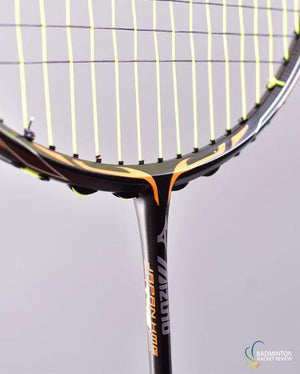 Mizuno JPX SPEED badminton racket - badminton racket review