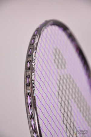 4u Jnice black Panther ltd badminton racket - badminton racket review